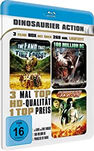 Dinosaurier Action (3 Filme Metallbox-Edition) [Blu-ray]