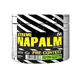 FA Nutrition Xtreme Napalm Pre-contest - 224g - Kirsche-Apfel