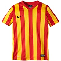 NIKE kurzarm  Striped Division - Camiseta, color multicolor (university red/university gold/black), talla xl