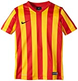 NIKE kurzarm  Striped Division - Camiseta, color multicolor (university red/university gold/black), talla xl
