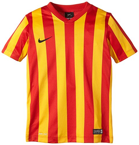 Nike Short Sleeve Top Y Striped Division Jersey, Mehrfarbig, XL, 588433-658 (Sleeve Jersey-top Short)