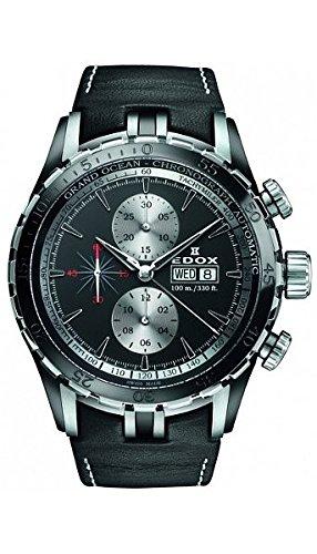 Edox Grand Ocean orologio uomo cronografo automatico 01121 357N NIN