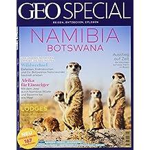 GEO Special / GEO Special 01/2017 - Namibia/Botswana