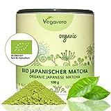 Vegavero Bio japanischer Matcha Tee