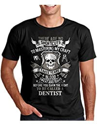 Blood Sweat & Tears T-Shirt Funny tee Hombre Shirt Regalo for Dentista