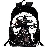 HEIMA Venom Backpack,3D Movie Print Children School Book Bag Kids Printing Backpacks