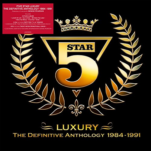 Five Star Luxury - The Definitive Anthology 1984-1991