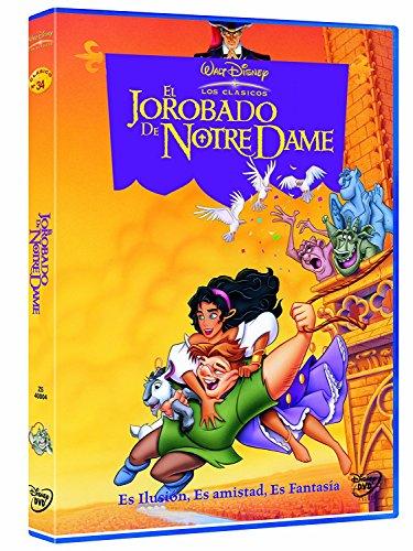 El Jorobado de Notre Dame[DVD]