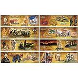 The Civil War Time Line Mini Bulletin Board Set