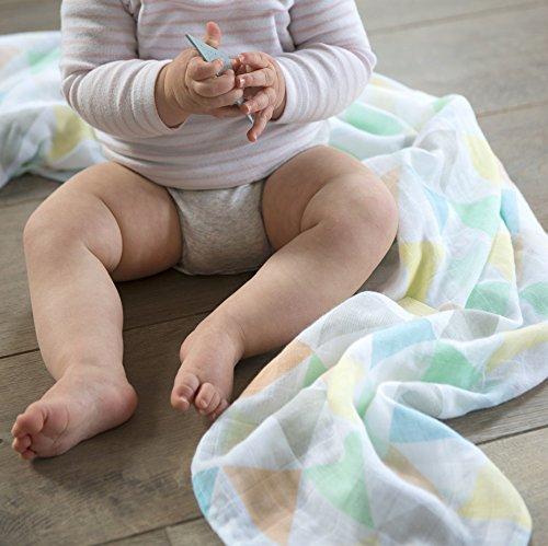1Maxi Lange Baumwolle Tri Fun Pastell Weegoamigo