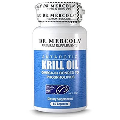 Mercola - Krill Oil - 60 Caps