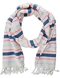 Women'secret PP-Stripes Scarf TG, Bufanda para Mujer, Multicolor (Multicolor), One Size (Tamaño del Fabricante:U)