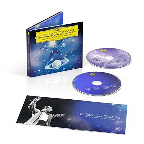 Holst: The Planets/R. Strauss: Also Sprach Zarathustra (Ltd. Edt.)