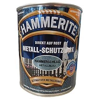 AKZO NOBEL (DIY HAMMERITE) 5087613 Hammerite Metall-Schutzlack Hammerschlag 0,750 L