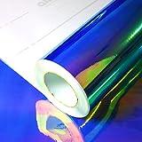 allvi Car Wrapping Film Folie Rainbow Chrome Play of Colors Purple | Auto Folie