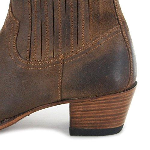 Sendra Boots Stiefel CLARIS Fashion Stiefelette Westernstiefelette Serraje Saldo
