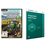 Landwirtschafts-Simulator 17 [PC] + Kaspersky Anti-Virus 2017 - [Online Code]