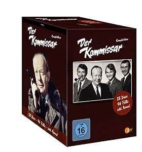 Der Kommissar - Komplettbox (28 Discs)