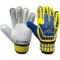 Kobo Supreme Football/Soccer Goal Keeper Training Gloves