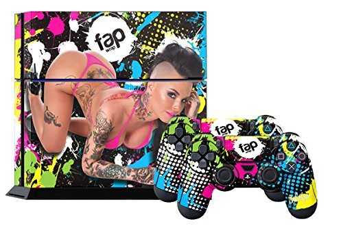 ps4-console-designer-skin-for-sony-playstation-4-system-plus-two2-decals-for-ps4-dualshock-controlle