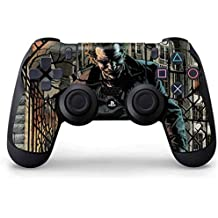 Elton PS4 Controller Designer 3M Skin For Sony PlayStation 4 , PS4 Slim , PS4 Pro DualShock Remote Wireless Controller (set Of Two Controllers Skin) - Ark-ham Asylum - The Joker