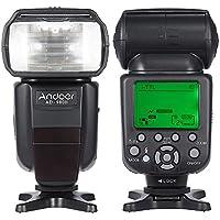 Andoer AD-980II Flash Speedlite i-TTL HSS 1/8000s GN58 para cámaras Nikon