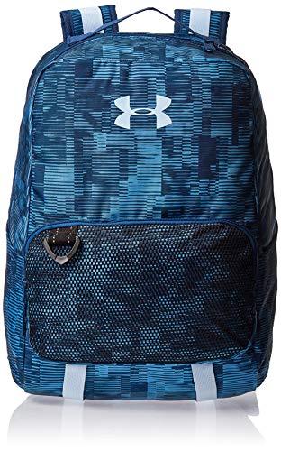 Under Armour Boys Armour Select Backpack, Zaino Bambino, Blu (Ether Blue/Petrol Blue/Coded Blue), Taglia unica