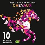mes tableaux en stickers - Les chevaux