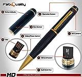 Future tech Hidden Cameras Spy pen hd 12...