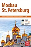 Nelles Guide Reiseführer Moskau - St. Petersburg -