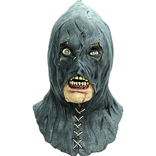 (Generique - Halloween Henker-Zombie-Maske für Erwachsene)