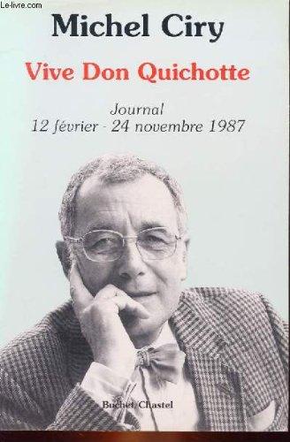 Vive Don Quichotte