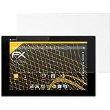 Sony Xperia Tablet Z Film Protection d'écran - 2 x atFoliX FX-Antireflex anti-reflet Protecteur d'écran