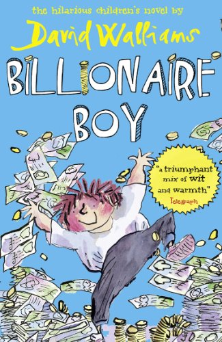 Billionaire Boy por David Walliams