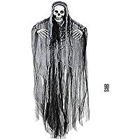 WIDMANN Grim Reaper per Adulti, Grigio, 90 cm, VD-WDM01383