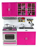 Doll Playsets My Modern Kitchen Stove Ov...