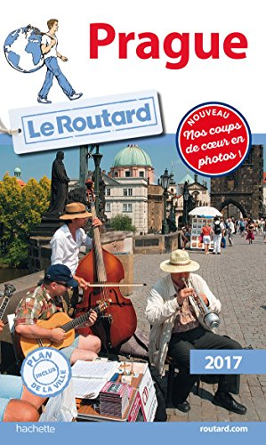 Descargar Libro Guide du Routard Prague 2017 de Collectif