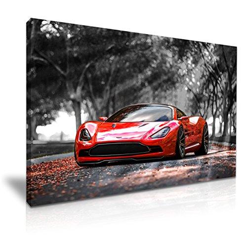aston-martin-dbs-super-car-canvas-wall-art-picture-print-76cmx50cm