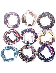 4 pcs bufandas multiuso para cara y cuello,cabeza,motorista y ciclista ,HC Enterprise-03