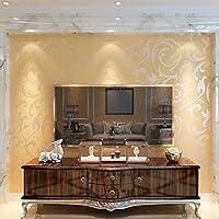 europa hanmeroumweltschutz moderne und europische vliestapete mit blumenmuster schaum 10m053m - Schlafzimmer Gold