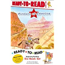 Wonders of America Ready-to-Read Value Pack: The Grand Canyon; Niagara Falls; The Rocky Mountains; Mount Rushmore; The Statue of Liberty; Yellowstone by Marion Dane Bauer (2014-03-25)