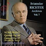 Sviatoslav Richter Archives, Vol. 7 - R. Schumann: d'occasion  Livré partout en Belgique