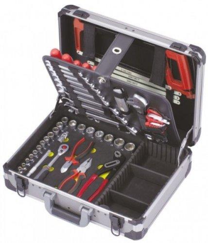 Werkzeugkoffer JY-59 59-teilig, ohne Multimeter JET TOOLS