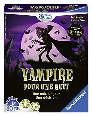 Ravensburger Jeu Vampire pour Une Nuit, 26778