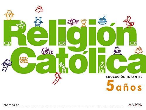 Religión católica, Educación Infantil, 5 años