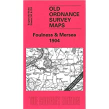 Foulness and Mersea 1904: One Inch Map 242 (Old O.S. Maps of England and Wales)