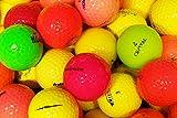 LbcGolf Bolas de golf mixtas divertidas de color - 25 piezas - AAAA - AAA - color - Bolas de lago -...