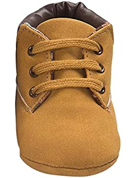 Baby Kinder Weiche Sohle Leder Schuhe, Zolimx Junge Mädchen Kleinkind Boots