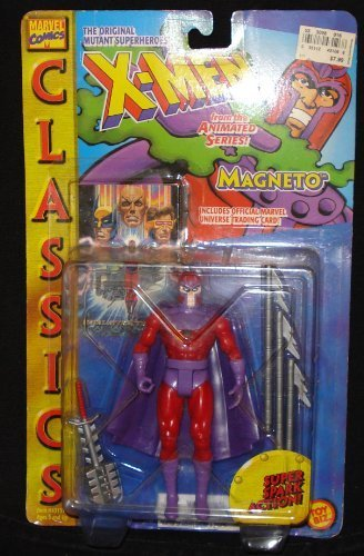 Classic X-Men: Magneto 4.5 Inch Action Figure