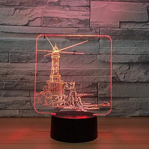 Seite Krippe (ZNNYE 3D Nachtlichter Kinder Kreative Vision Acryl Spider-Man Stil Nachtlichter Blei Usb Tischlampe Krippe Seite Super Hero Leuchte Dekoration Licht Geschenk)